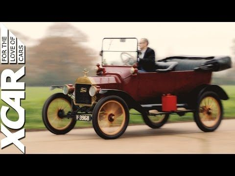 Ford Model T How To Drive The Car That Moved The World Xcar