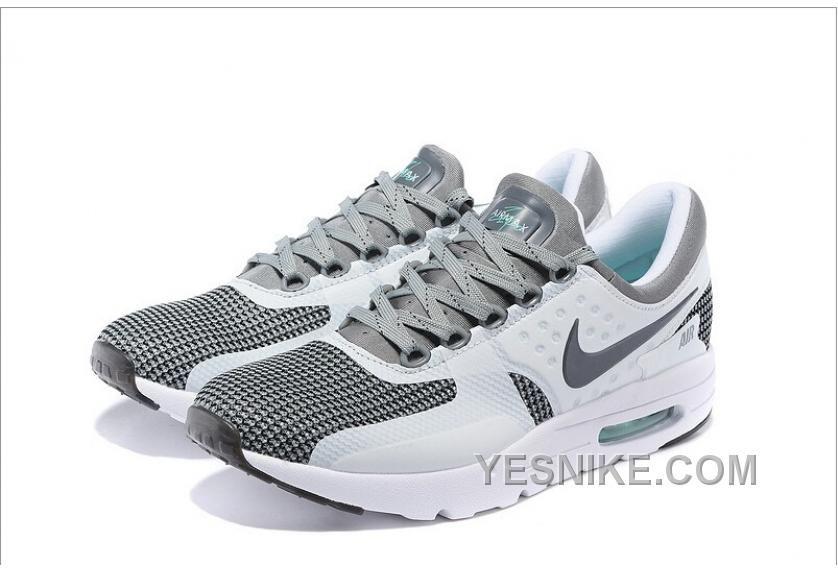 Big Discount  66 OFF Nike Air Max Zero Mens Black Friday Deals 2016XMS2205