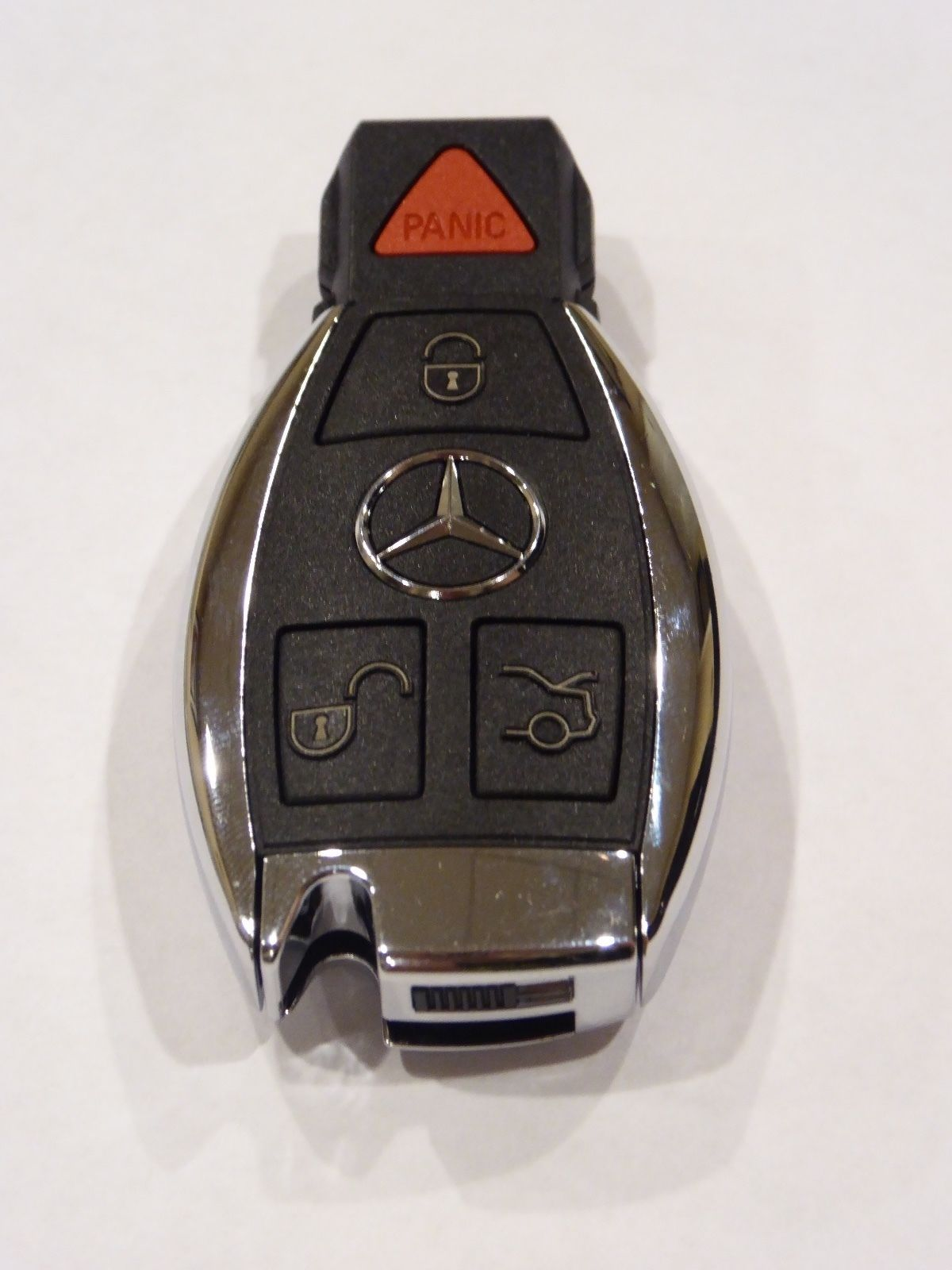Cool Amazing Iyzdc07 Mercedes Benz Factory Oem Key Fob 4 Button