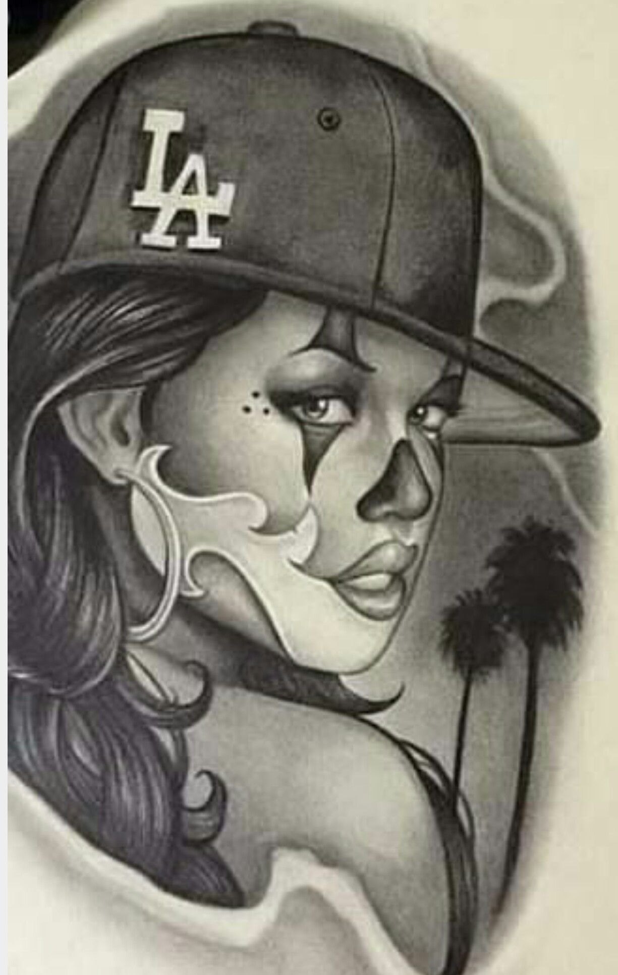 Pin By Kelli Briggs On Girl Chicano Drawings Chicano Art