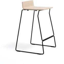 Photo of Stainless steel bar stool