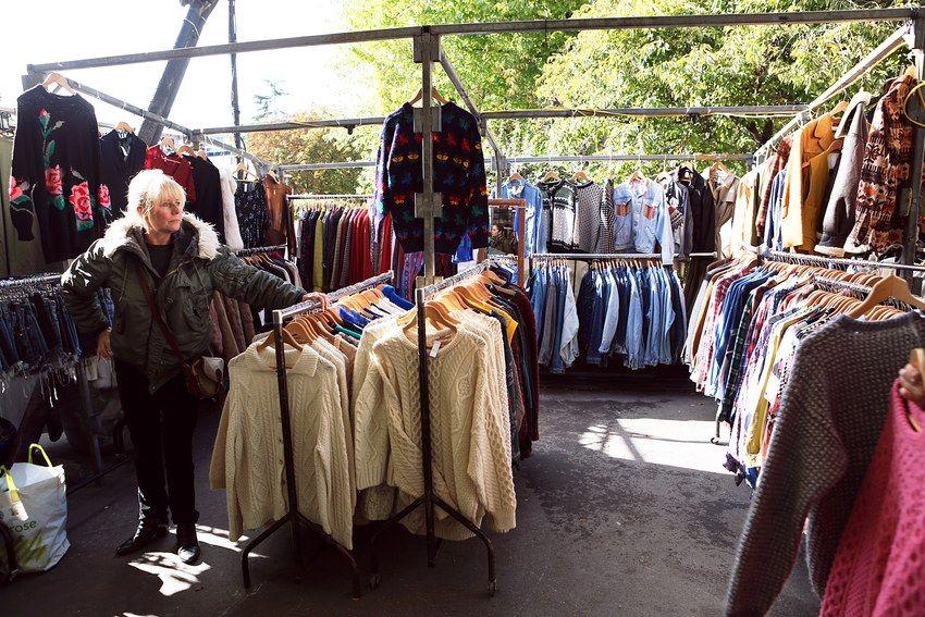 Portobello Market London Vintage Clothes Portobello Portobello Market Vintage Outfits