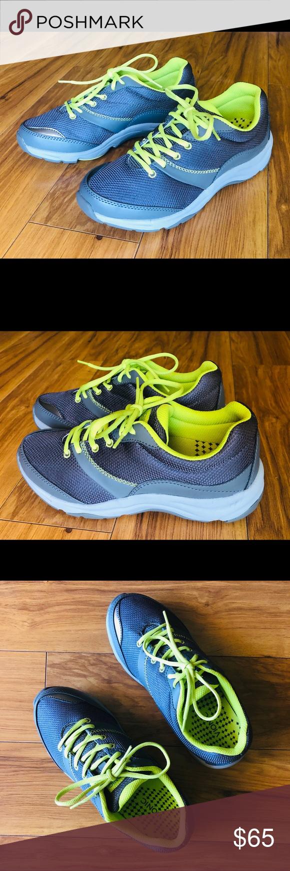 Vionic Kona Women's Orthotic Shoes Sz 6