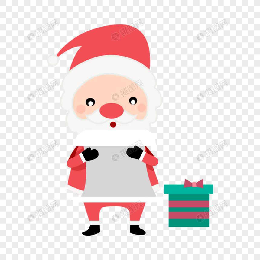 Santa Claus Cartoon Character In 2020 Christmas Boots Christmas Hat Santa Claus