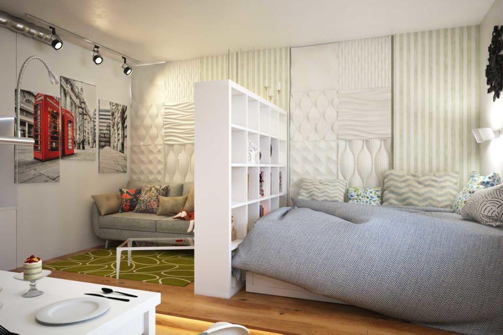 Scandinavische Kleuren Slaapkamer : Foto s van een scandinavische slaapkamer in de kleur door pure