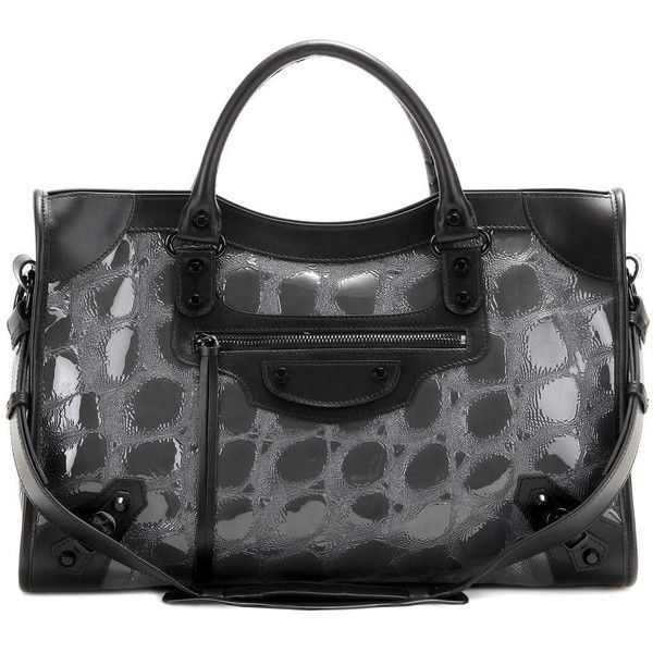 Leather Tote CITY Bag Spring/summer Balenciaga G33ctKFJVo