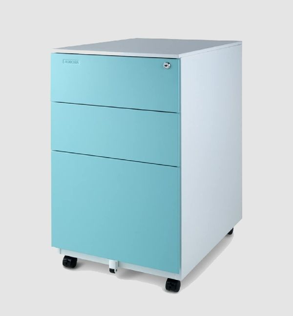 Aurora Modern 3-Drawer File Cabinet / 7 Modern Mobile