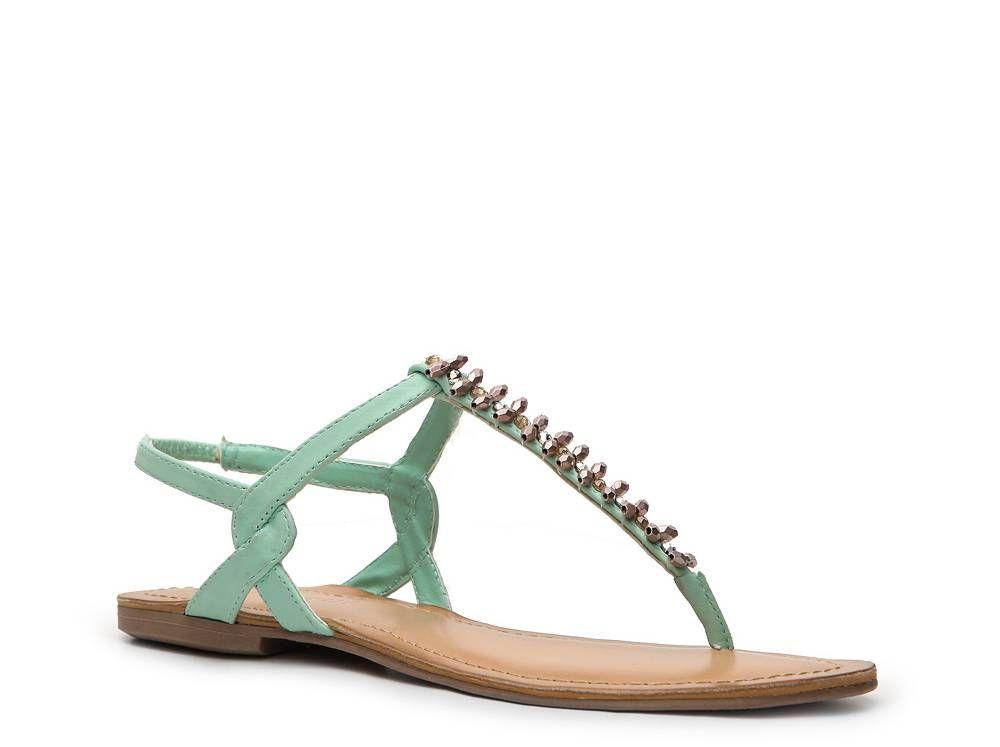 4127eecc28 Madden Girl Streeker Flat Sandal