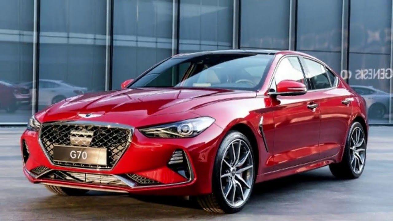2019 Genesis G70 Will Get 6 Speed Manual Transmission Says Epa Hyundai Genesis Bmw Bmw 3 Series