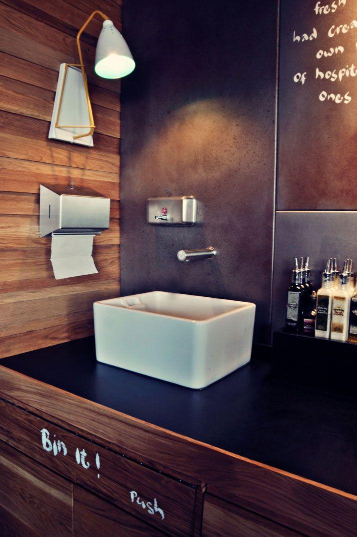 Nandos In Ashford Kent UK By Blacksheep Wood Steel Uk Photos - Webb bathroom design
