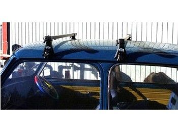 Classic Mini Roof Rack Bars By Mont Blanc Roof Rack Classic Mini Roof