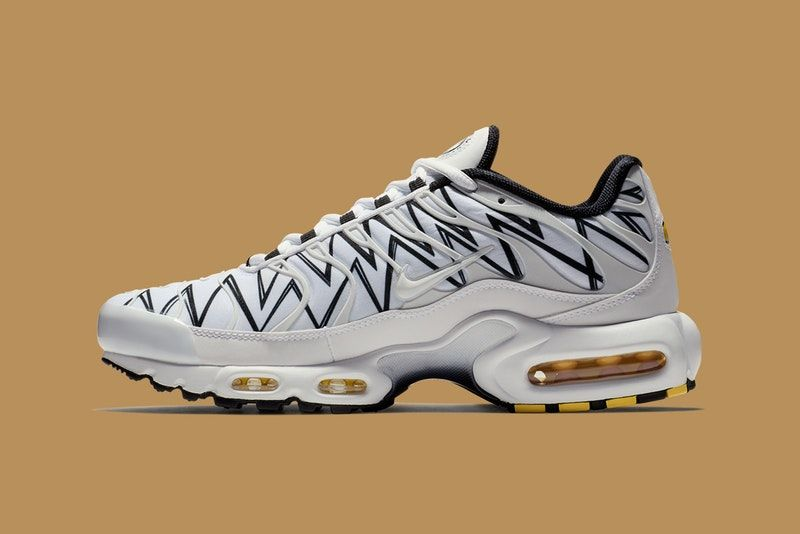 huge discount f2de2 9b5bb nike air max plus before the bite sneakers shoes kicks running trail Le  Requin the shark