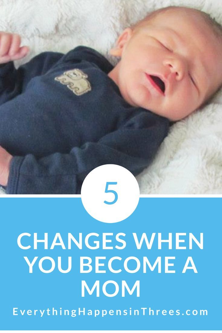 How Becoming a Parent Changes You | Parenting, New baby ...