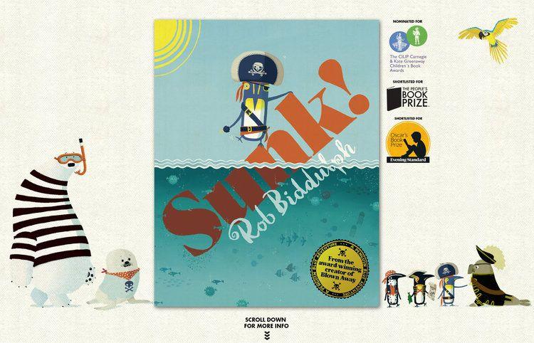 Sunk — Rob Biddulph