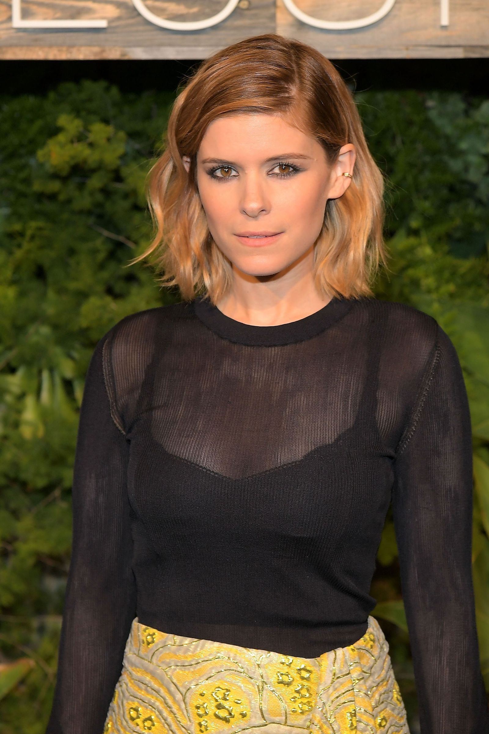 crazycute short hairstyles for women with thick hair kate mara