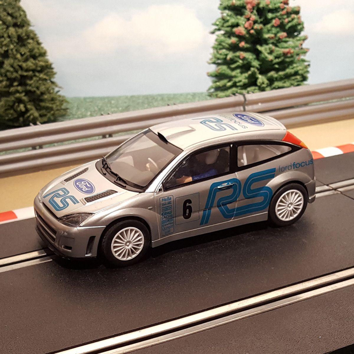 "Scalextric 1:32 Voiture-C3400 BMW Mini Cooper S /'Team SCALEXTRIC/"" #15 Mortimer"