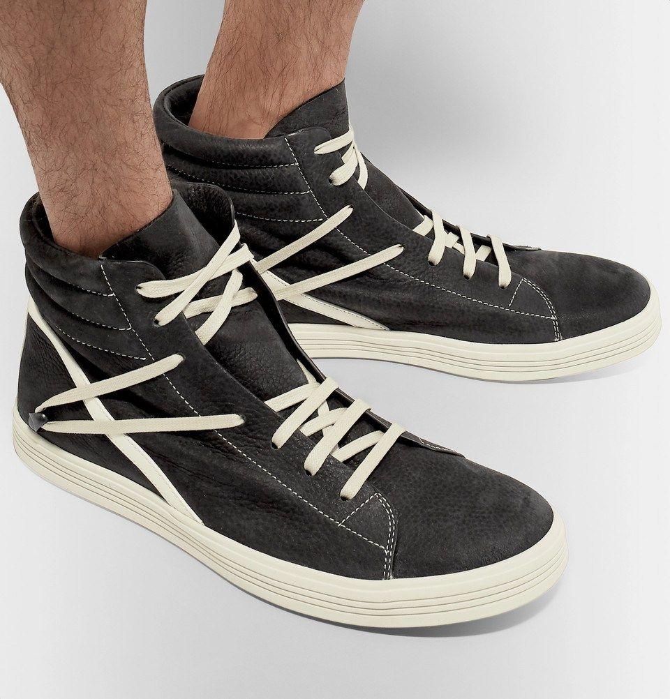 Rick owens, Owen, Hummel sneaker