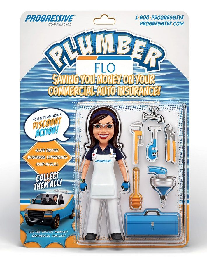 Flo baker action figure google search shopping list - Flo progressive wallpaper ...