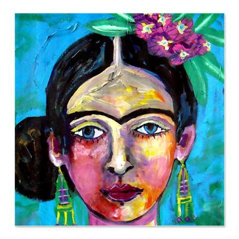 Frida Kahlo Shower Curtains Colorful Mexican By HeatherGallerArt 9000