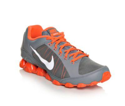 660452670dfd5 Nike Reax 9 TR Mesh gray crimson Shoe Carnival