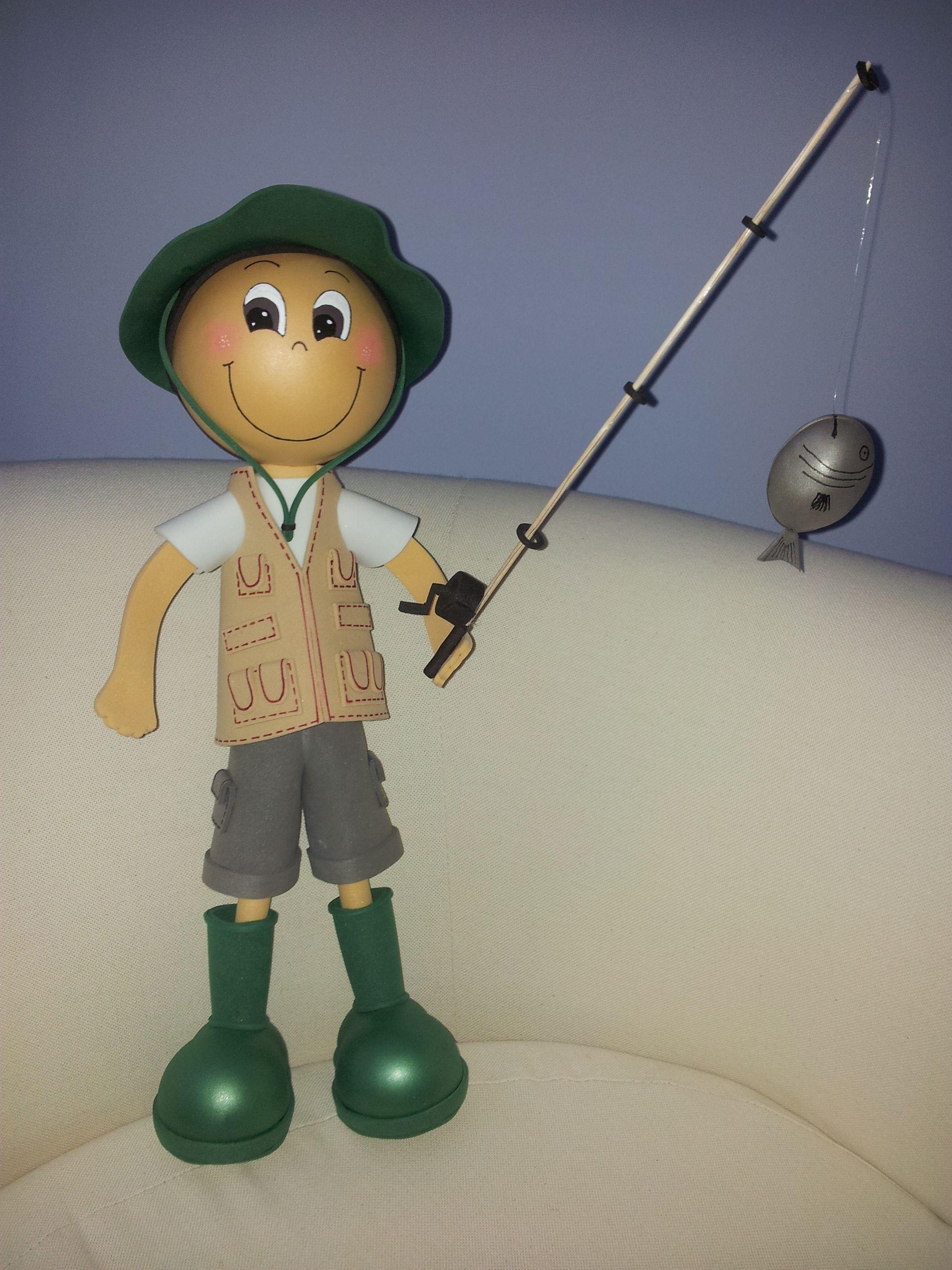 Fofucho pescador David