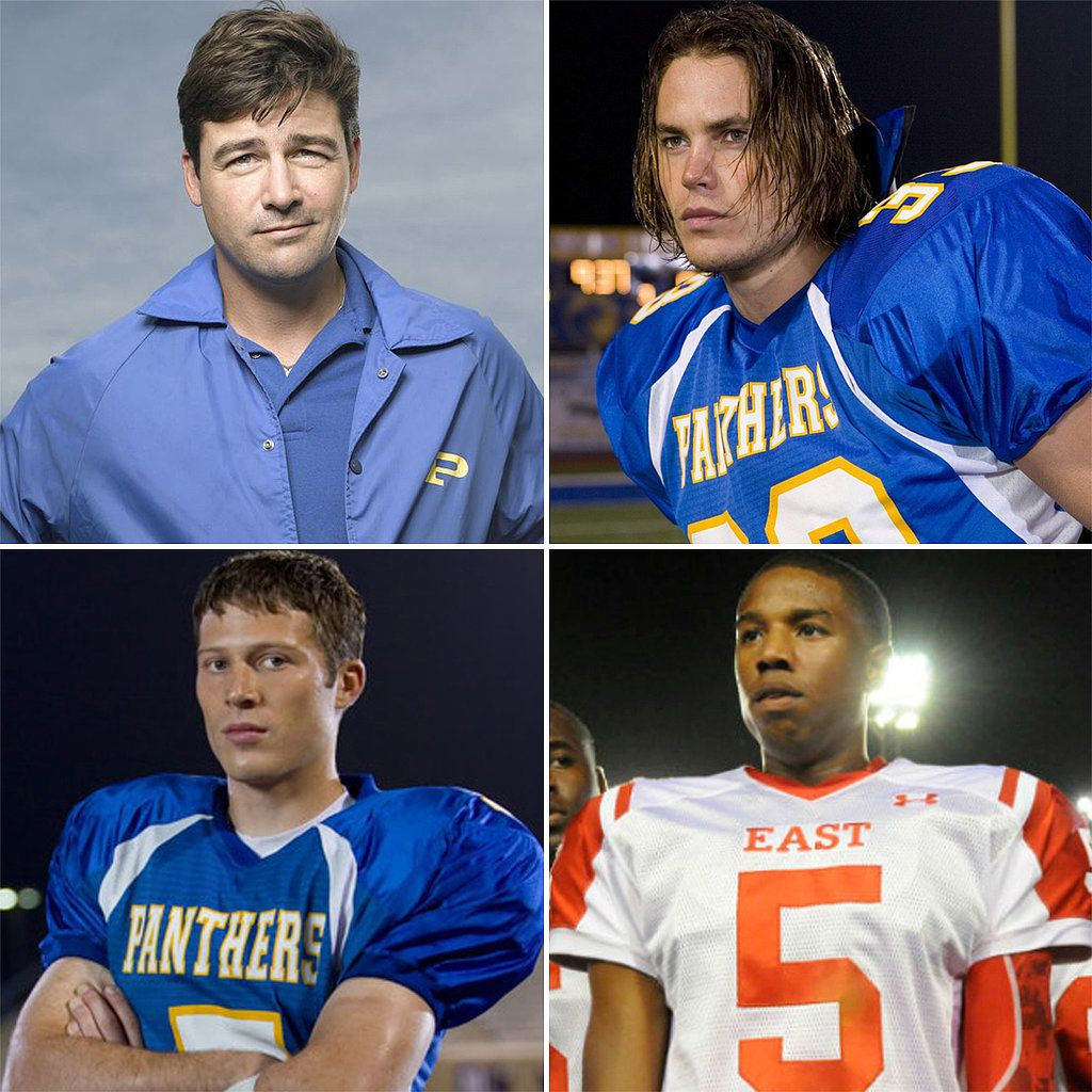 Which Friday Night Lights Guy Should You Date? #fridaynightlights