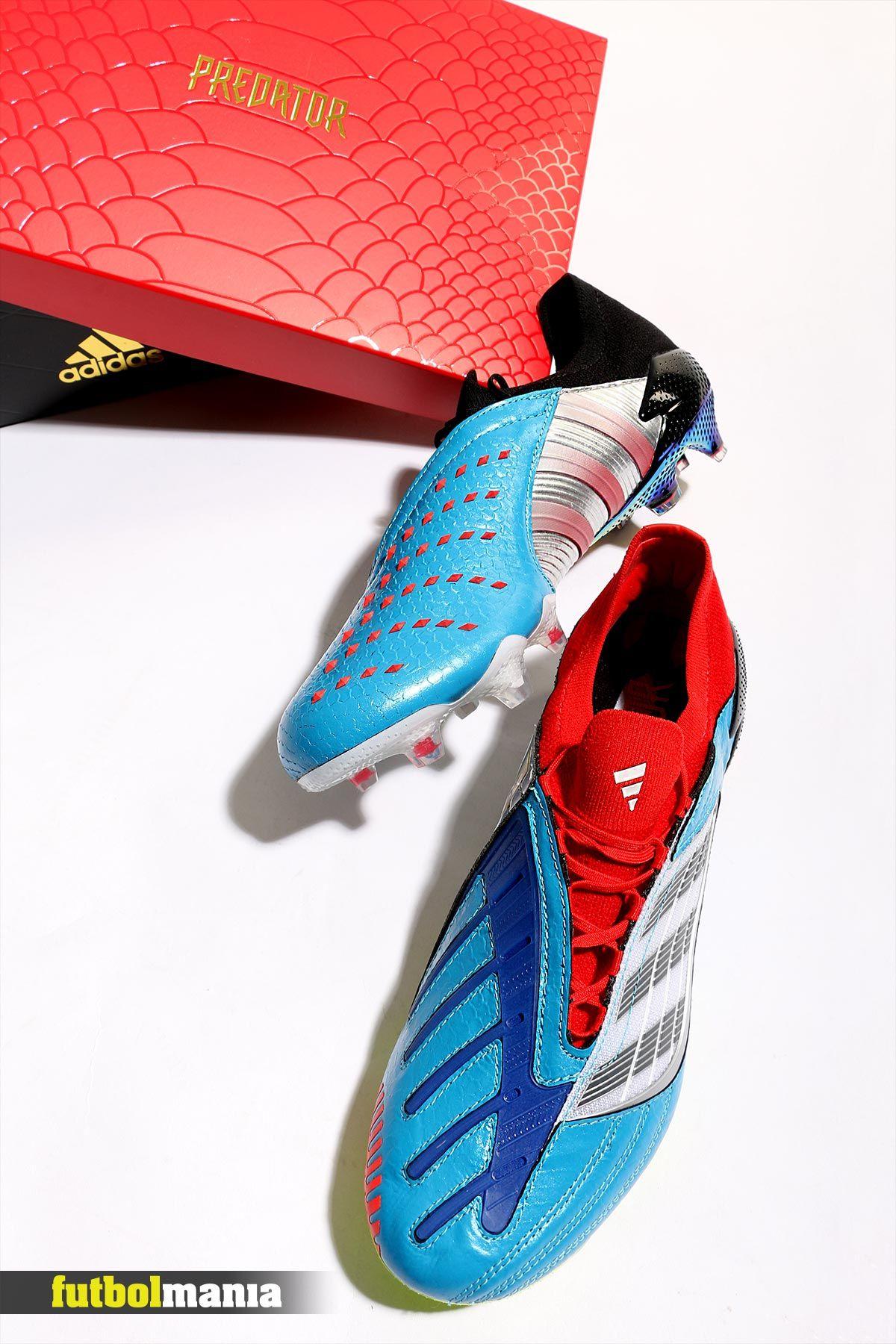 adidas Predator Archive FG en 2020 | Zapatos de fútbol