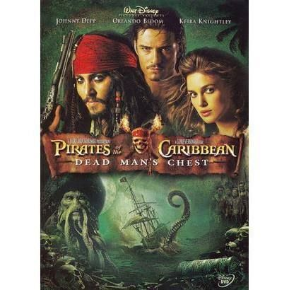 pirates of the caribbean dead man's chest - $15