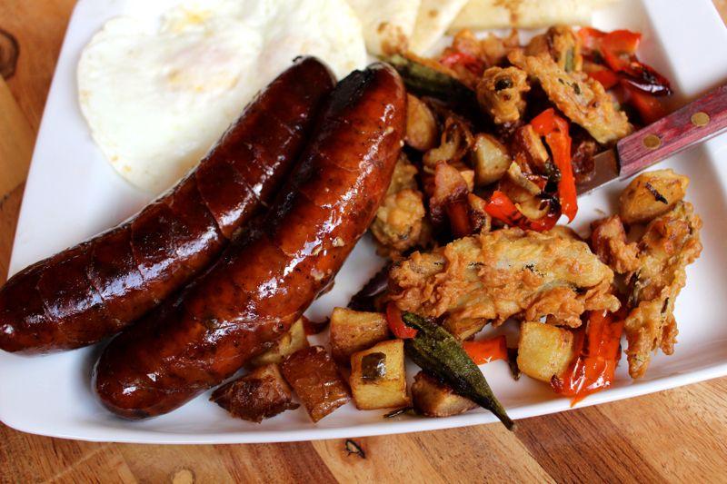 Weekend Brunch Jack S Bbq Seattle Dinner Food Easy Meals