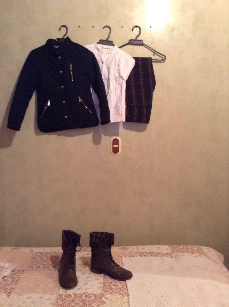 Outfit casual y elegante
