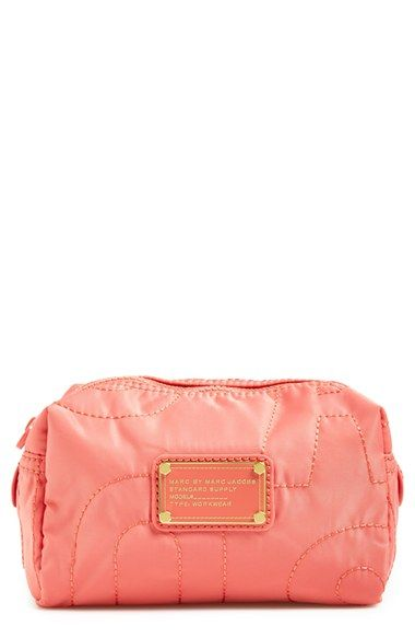 Marc By Jacobs Pretty Nylon Small Cosmetics Bag Available At Nordstrom