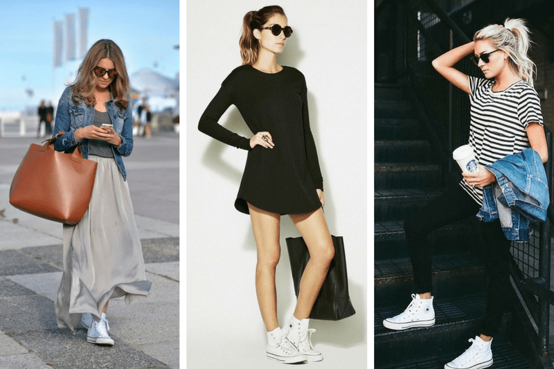 converse all star street style