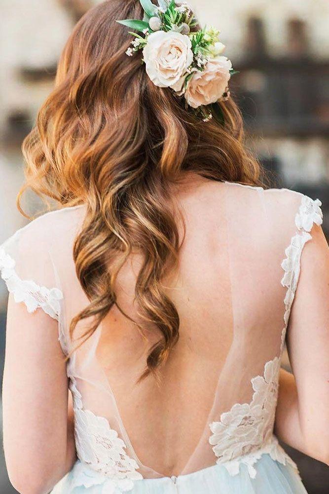 33 Wedding Hairstyles With Hair Down Long Hair Wedding Styles