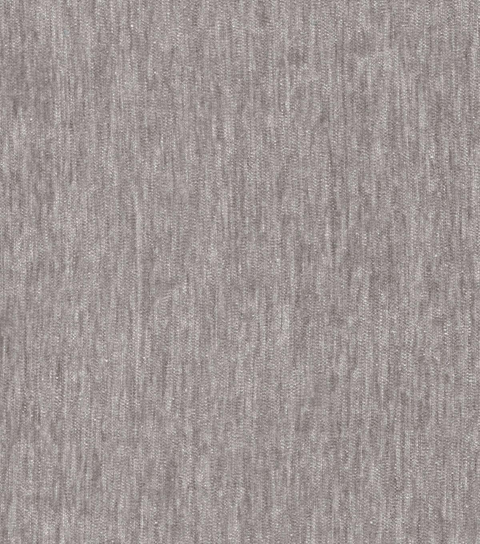 Signature Series Upholstery Velvet Fabric 58 Light Gray