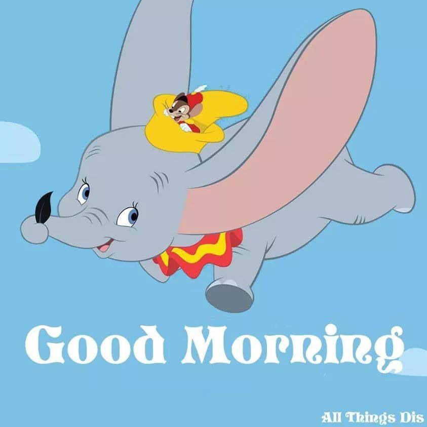 Pin By Chloe Pegg On Dumbo Disney Memes Dumbo Good Morning