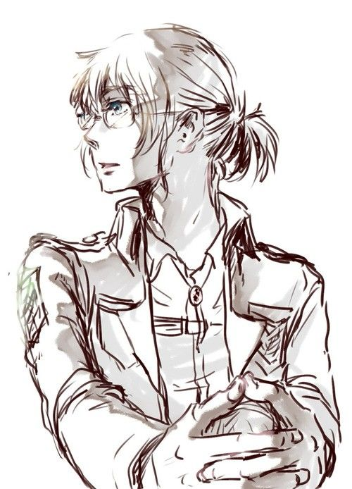 Armin Arlert Yes I M So Into Older Armin Right Now