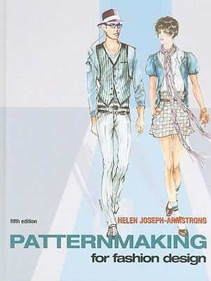 Patternmaking For Fashion Design Helen Joseph Armstrong