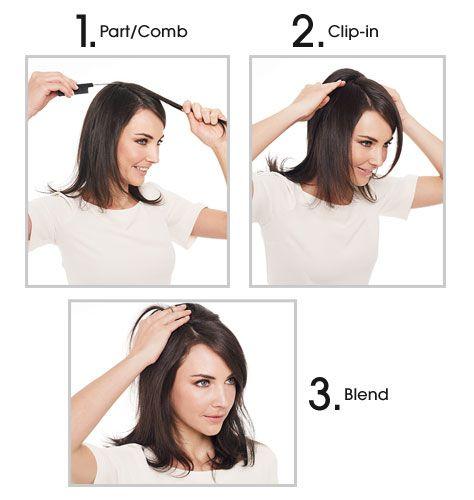 Tuuheat hiukset Avon hiusvalkkia käyttäen | Voluminous hair with Avon hair accessories