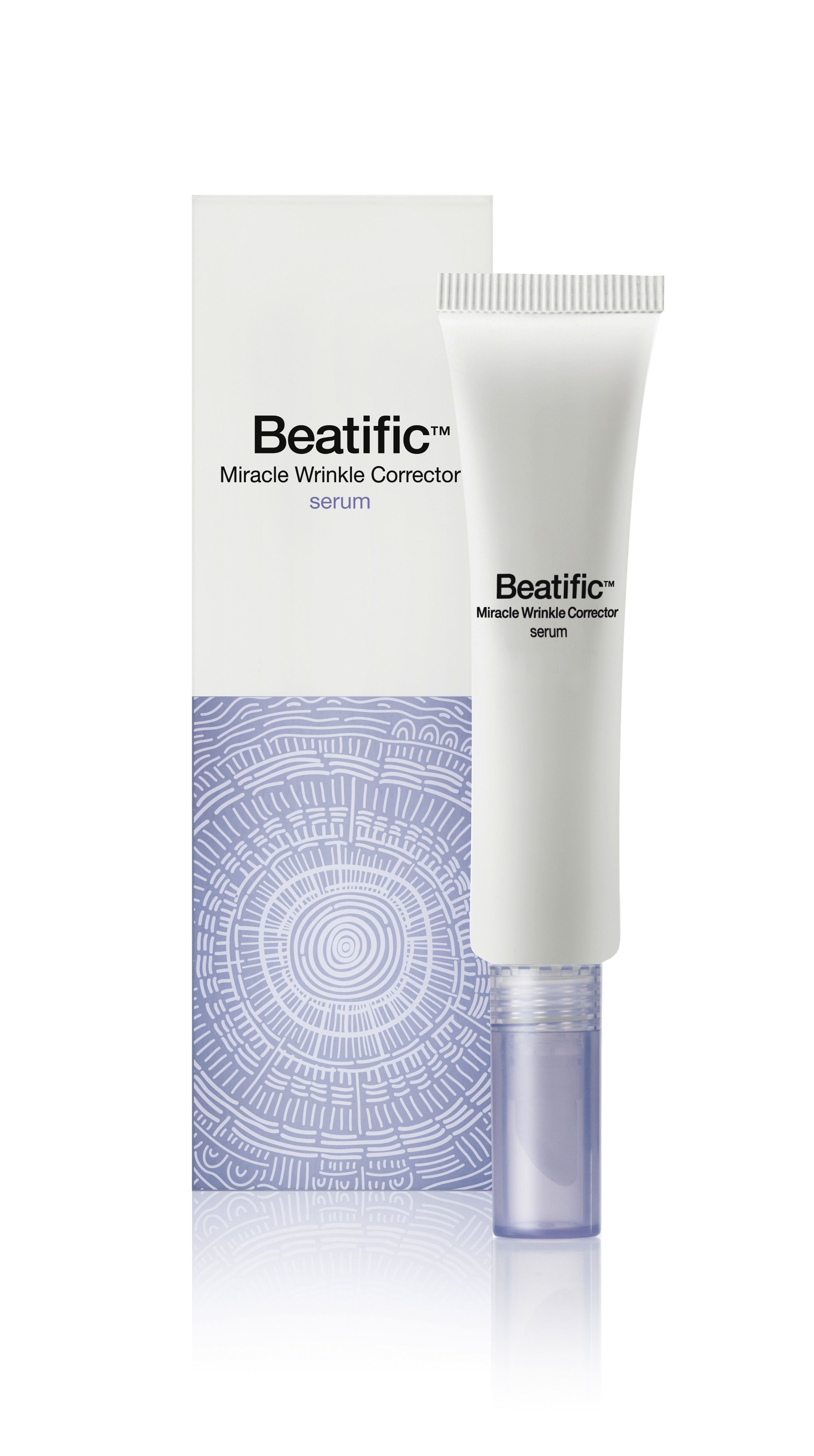 Miracle wrinkle corrector - Wrinkle filling & smoothing face serum