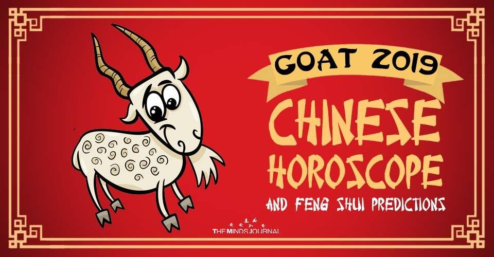 Goat 2019 Chinese Horoscope & Feng Shui Forecast Chinese