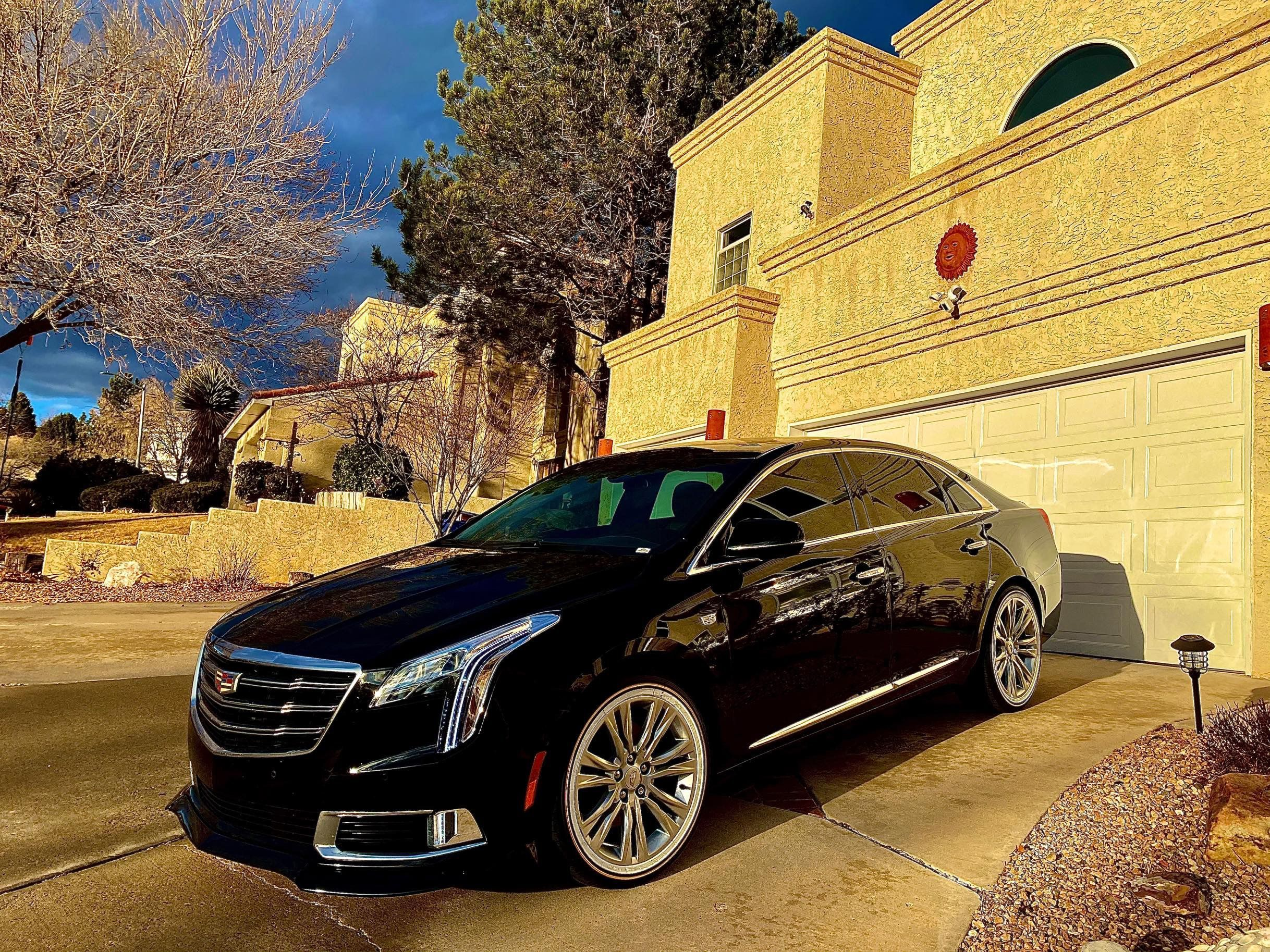 2020 Cadillac XTS Ratings