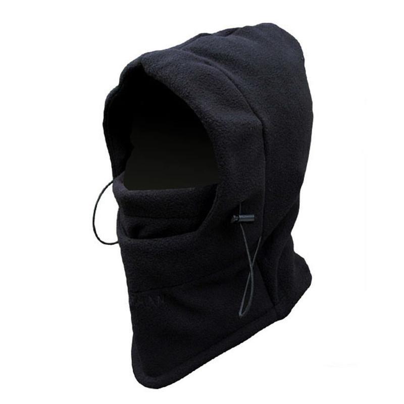 Eforcase Winter Warm Fleece Balaclava Hood Winter Face Mask Windproof Hat Neck Warmer Gaiter for Outdoors Snowboarding Ski Motorcycle