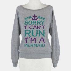 Sorry I Can't Run I'm a...   T-Shirts, Tank Tops, Sweatshirts and Hoodies   HUMAN