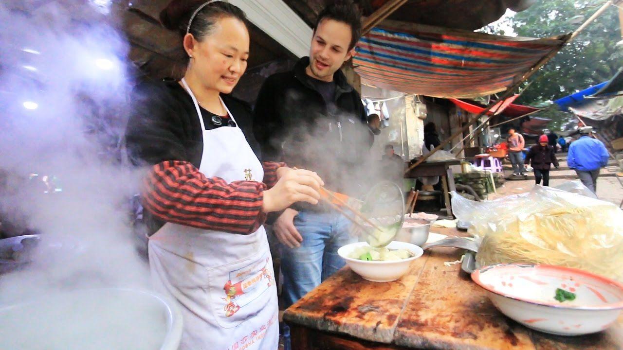 Chinese Street Food Tour In Chongqing China Best Alleyway Food In China Youtube Chinese Street Food Street Food Food Tours