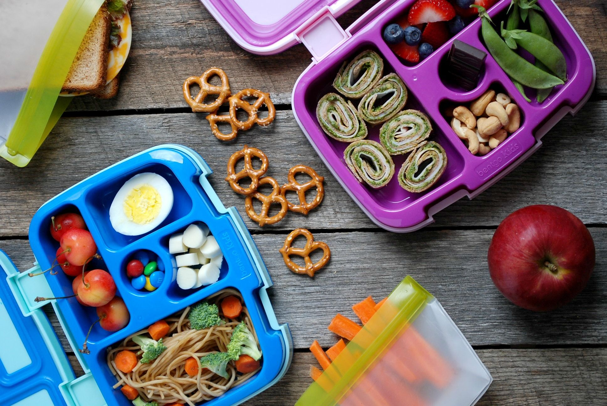 Inspired Home   Camping food, Making lunch, Kids lunch
