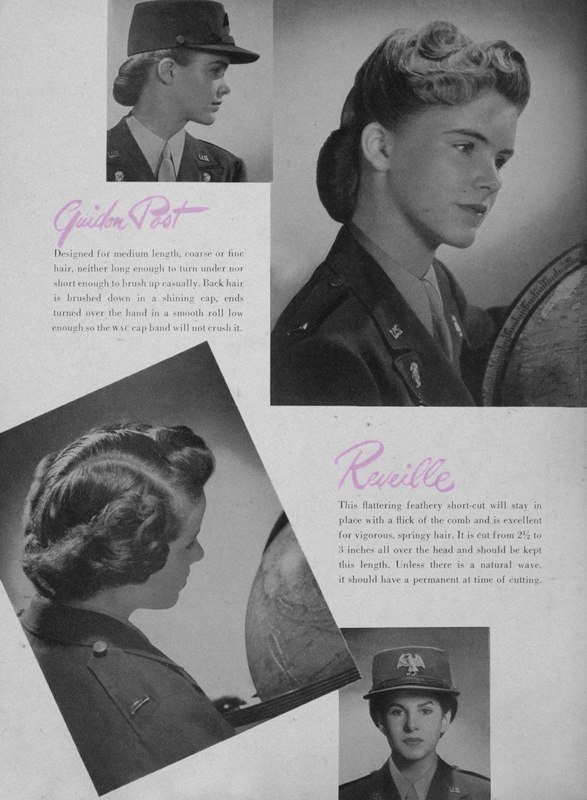 Girls In Uniform Download 1940s Wartime Women Guides Pack