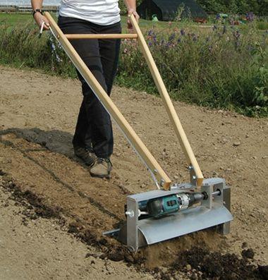 Tilther | Garden tools, Garden design, Organic gardening