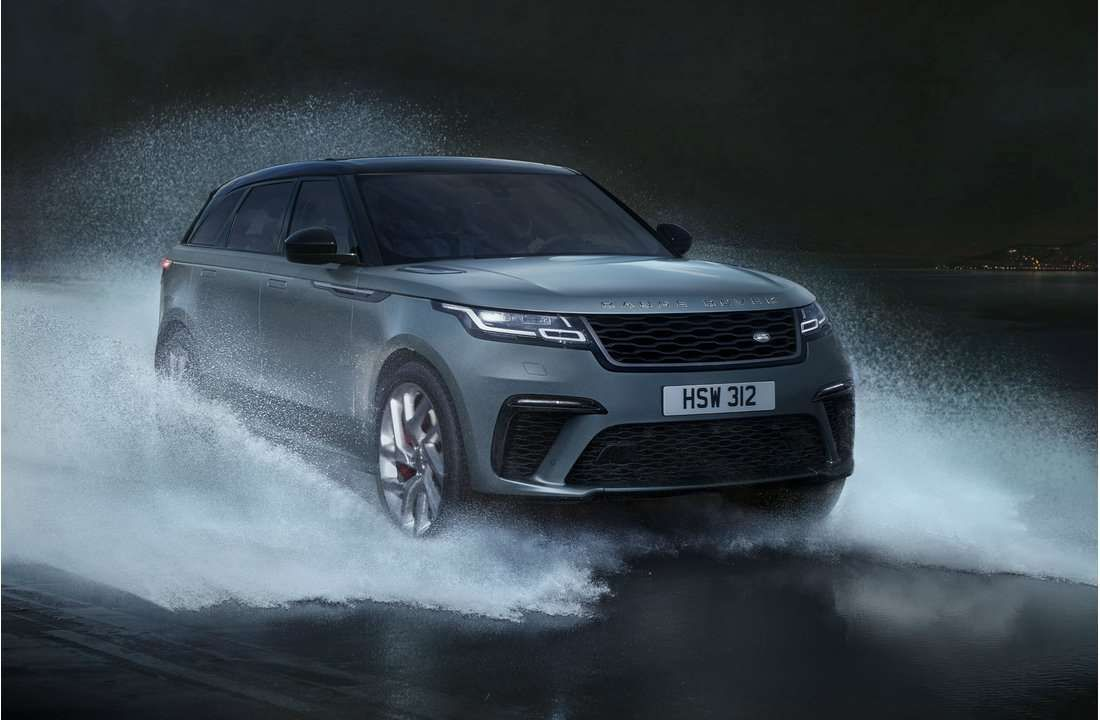 Highest Horsepower Suvs In 2021 U S News World Report Land Rover Jaguar Land Rover Range Rover