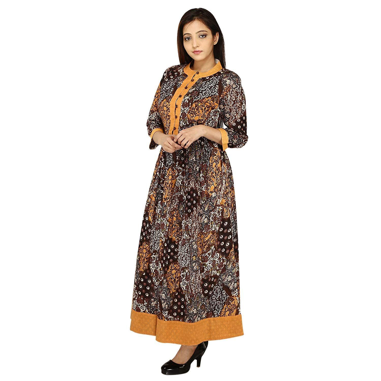 Fashion farmerus women gown women long kurta girls long dress