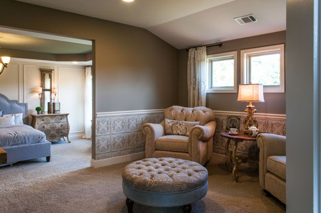 master bedroom with sitting room. Include A Master Retreat In Your New Home, Complete With Large Bedroom, Private Sitting Room, And Attached Bathroom. Bedroom Room